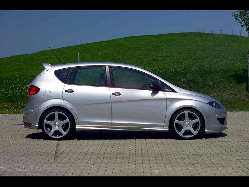 Seat Altea Tuning - Fotos de coches - Zcoches